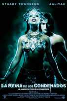 Queen Of The Damned - Argentinian Movie Poster (xs thumbnail)