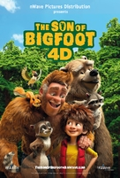 The Son of Bigfoot - Belgian Movie Poster (xs thumbnail)