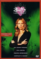"""Buffy the Vampire Slayer"" - Italian DVD movie cover (xs thumbnail)"