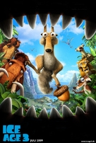 Ice Age: Dawn of the Dinosaurs - Danish Movie Poster (xs thumbnail)