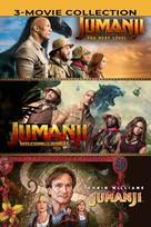 Jumanji: The Next Level - Video on demand movie cover (xs thumbnail)