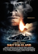 Shutter Island - Swedish Movie Poster (xs thumbnail)
