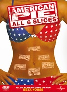 American Pie Presents: The Naked Mile - DVD cover (xs thumbnail)