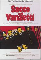 Sacco e Vanzetti - German Movie Poster (xs thumbnail)