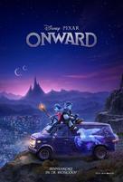 Onward - Belgian Movie Poster (xs thumbnail)