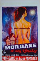 Morgane et ses nymphes - Belgian Movie Poster (xs thumbnail)