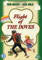 Flight of the Doves - British Movie Cover (xs thumbnail)