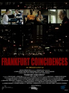 Frankfurt Coincidences - German Movie Poster (xs thumbnail)