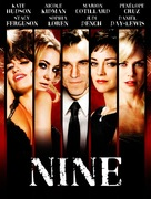 Nine - Movie Poster (xs thumbnail)