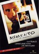 Memento - German Movie Cover (xs thumbnail)