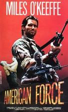 Phantom Raiders - French VHS movie cover (xs thumbnail)