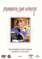 """Murder, She Wrote"" - Danish Movie Cover (xs thumbnail)"