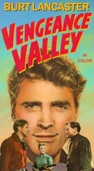 Vengeance Valley - VHS movie cover (xs thumbnail)