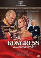 Der Kongreß amüsiert sich - German Movie Cover (xs thumbnail)