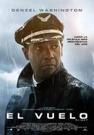 Flight - Spanish Movie Poster (xs thumbnail)