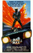 Mad Max - Brazilian Movie Poster (xs thumbnail)
