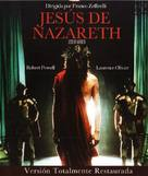 """Jesus of Nazareth"" - Mexican Blu-Ray movie cover (xs thumbnail)"