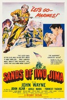 Sands of Iwo Jima - Australian Movie Poster (xs thumbnail)