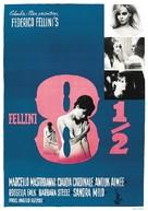 8½ - Swedish Movie Poster (xs thumbnail)