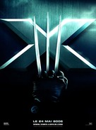 X-Men: The Last Stand - French Movie Poster (xs thumbnail)