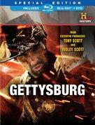 Gettysburg - Blu-Ray cover (xs thumbnail)