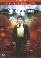 Constantine - Finnish DVD cover (xs thumbnail)
