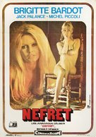 Le mépris - Turkish Movie Poster (xs thumbnail)
