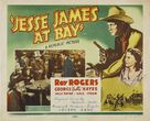 Jesse James at Bay - Re-release poster (xs thumbnail)