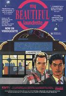 My Beautiful Laundrette - Brazilian Video release poster (xs thumbnail)