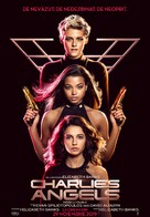 Charlie's Angels - Romanian Movie Poster (xs thumbnail)