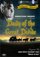 Dawn on the Great Divide - DVD cover (xs thumbnail)