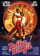 Roller Boogie - German Movie Poster (xs thumbnail)