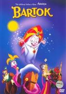 Bartok the Magnificent - Czech DVD cover (xs thumbnail)