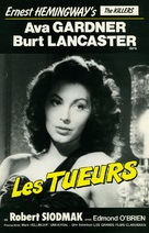 The Killers - French Re-release movie poster (xs thumbnail)