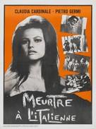 Maledetto imbroglio, Un - French Movie Poster (xs thumbnail)