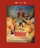 Astérix: Le domaine des dieux - French Blu-Ray movie cover (xs thumbnail)
