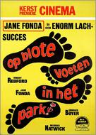 Barefoot in the Park - Dutch Movie Poster (xs thumbnail)