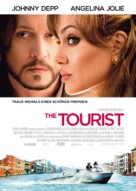 The Tourist - Swiss Movie Poster (xs thumbnail)