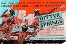 Bitter Springs - British Movie Poster (xs thumbnail)