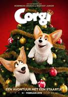 The Queen's Corgi - Belgian Movie Poster (xs thumbnail)