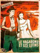 Saddle Tramp - French Movie Poster (xs thumbnail)