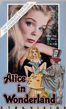 Alice in Wonderland: An X-Rated Musical Fantasy - VHS cover (xs thumbnail)