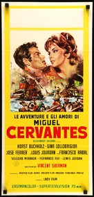 Cervantes - Italian Movie Poster (xs thumbnail)