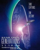 Star Trek: Generations - Movie Poster (xs thumbnail)