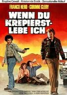Autostop rosso sangue - German Movie Poster (xs thumbnail)