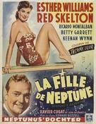 Neptune's Daughter - Belgian Movie Poster (xs thumbnail)