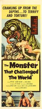 The Monster That Challenged the World - Movie Poster (xs thumbnail)