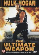 The Ultimate Weapon - Danish Movie Cover (xs thumbnail)