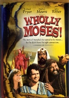 Wholly Moses! - DVD movie cover (xs thumbnail)