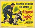 The Farmer's Daughter - Movie Poster (xs thumbnail)